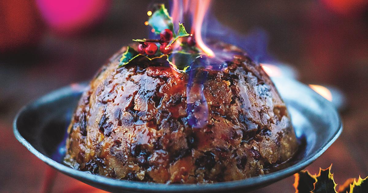Jamie Oliver Traditional Christmas Pudding Recipe for Xmas 2018