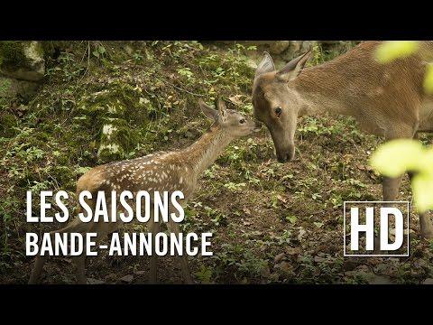 Les Saisons - Bande-annonce officielle HD