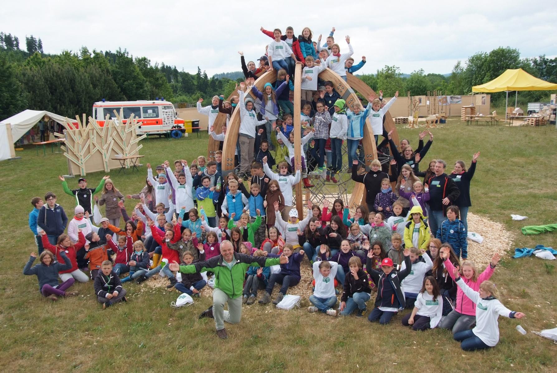 De Kids Climate Conference 2015, een groot succes!