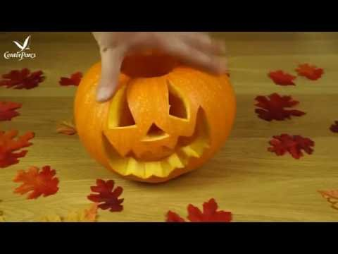 DIY Citrouille d'Halloween