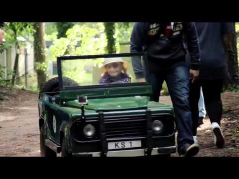 Kids Safari aux Hauts de Bruyères et Bois aux Daims