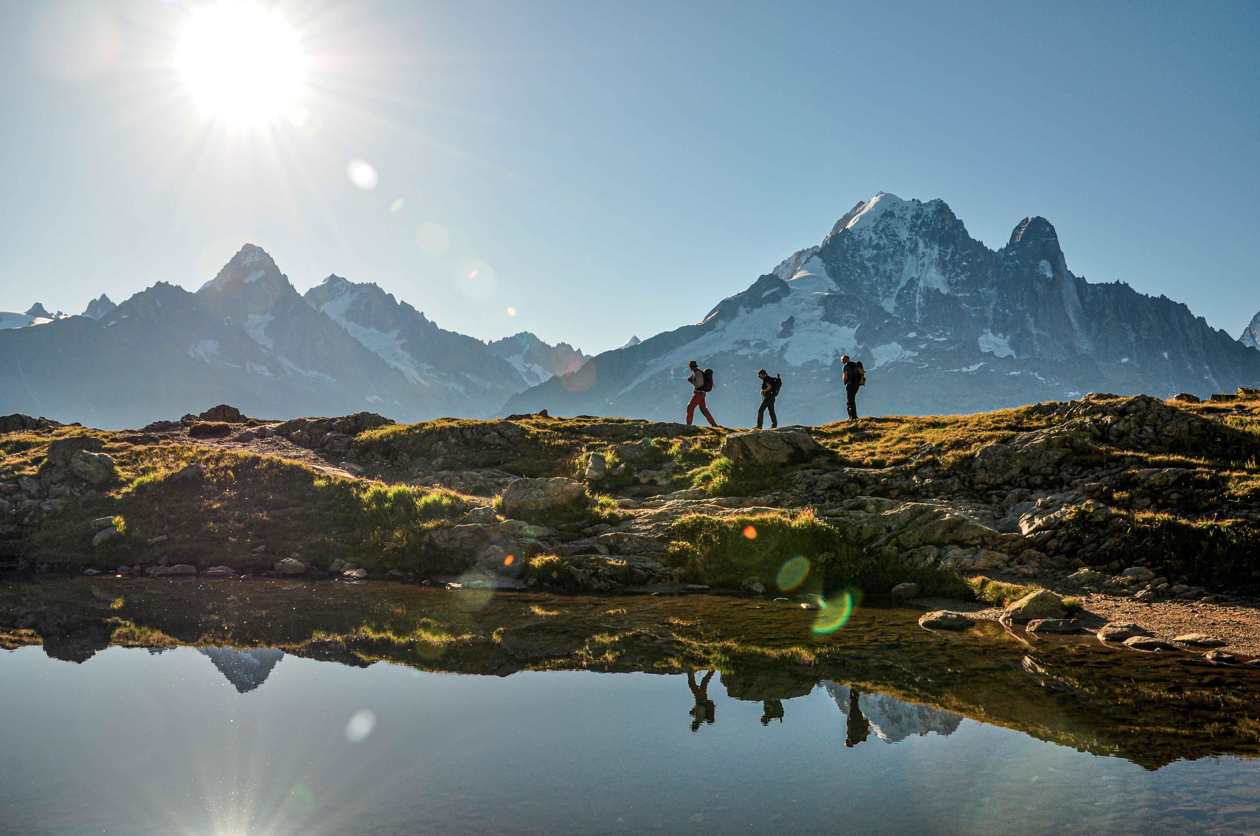 Les meilleurs endroits pour randonner à la montagne cet été