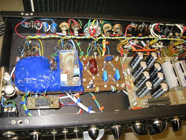 Backstage-Blog Classics - A near-mythical fame of a Dumble