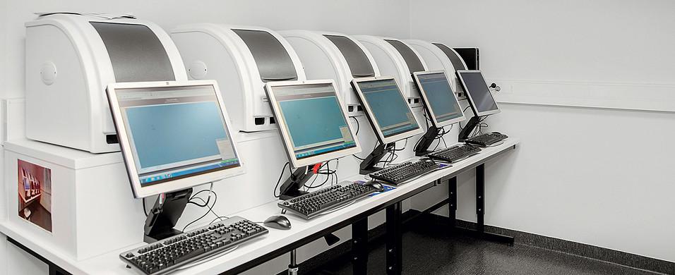 Valio Alue-laboratorion viisi PCR-laitetta