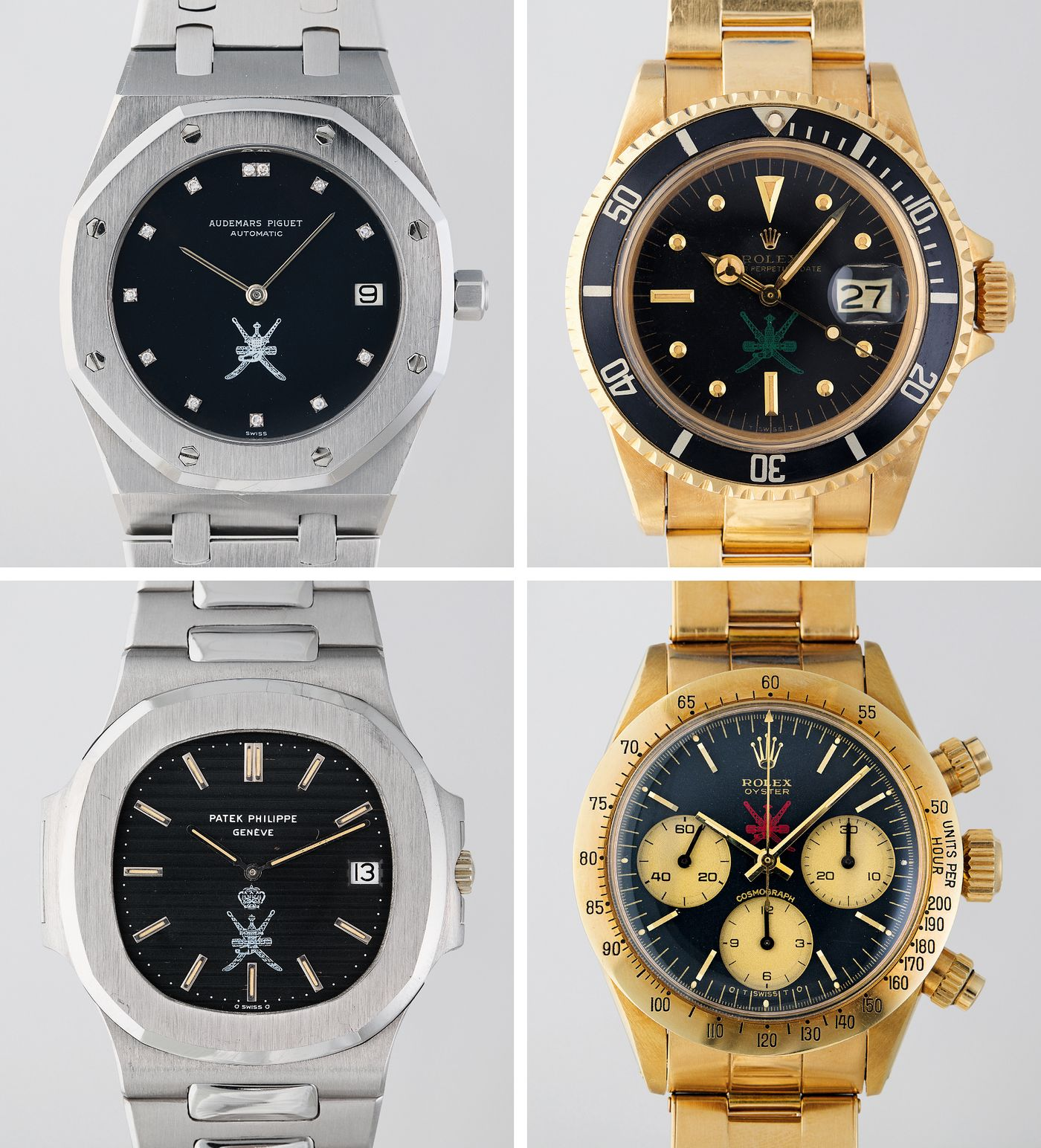 Wrist watch price in oman - The So Called Khanjar Watches Were Direct Commissions From The Sultan Of Oman