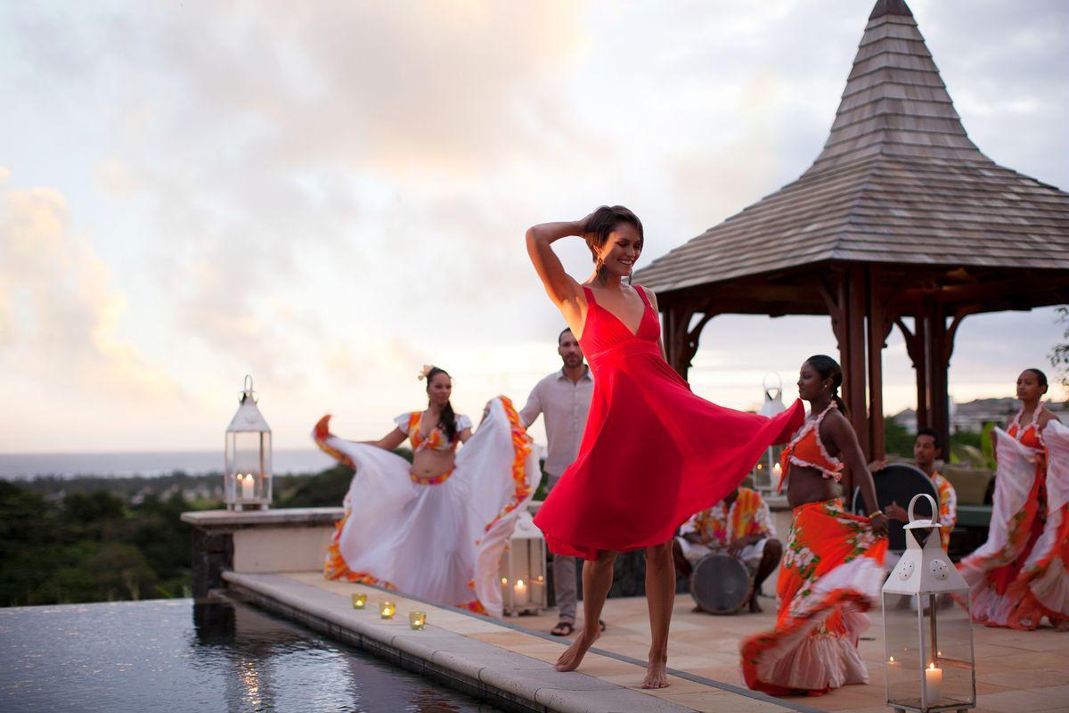 Danser sous les tropiques