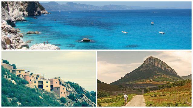 Paysages de la Sardaigne