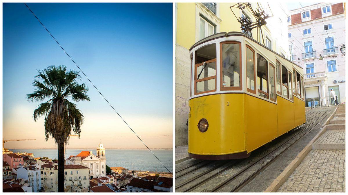 Tram jaune n°28