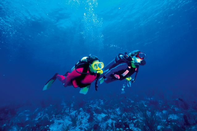Plongée sous-marine - Île Maurice