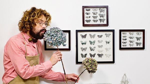 Itse tehty perhostaulu