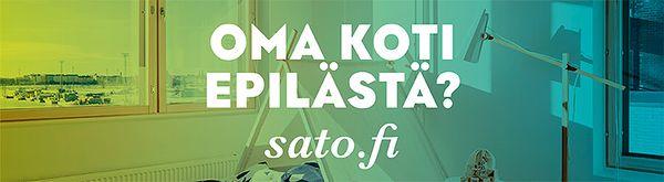 Tampere on hyvä paikka omalle kodille. Etsi omaasi SATOlta!