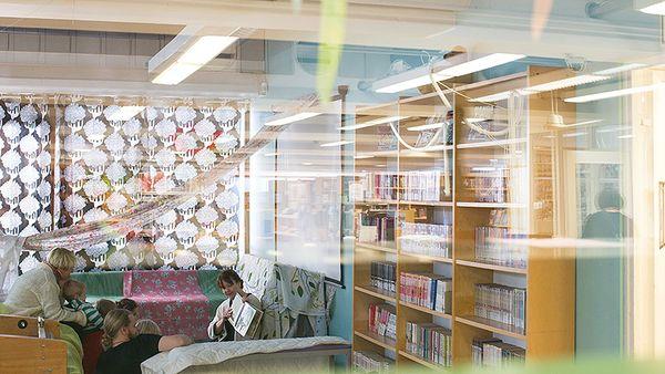 Soukan kirjasto