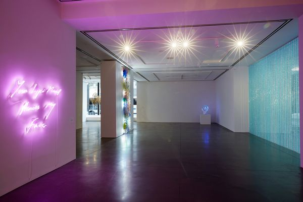 Phillips Let There Be Light 9 Contemporary Artists