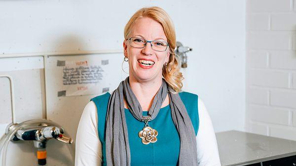 Isännöitsijä Jaana Järvinen Realiasta