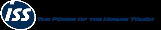 Logo: ISS palvelee