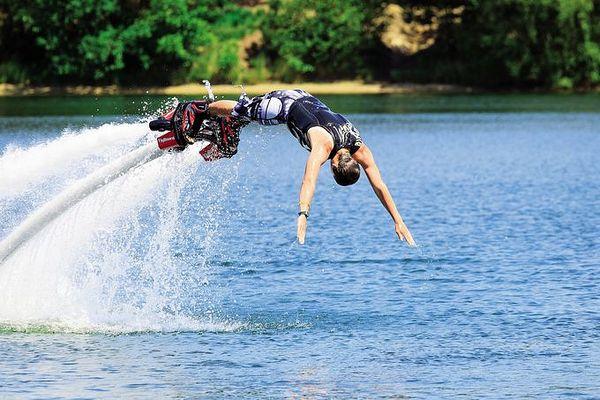 Spannende Wassersportarten