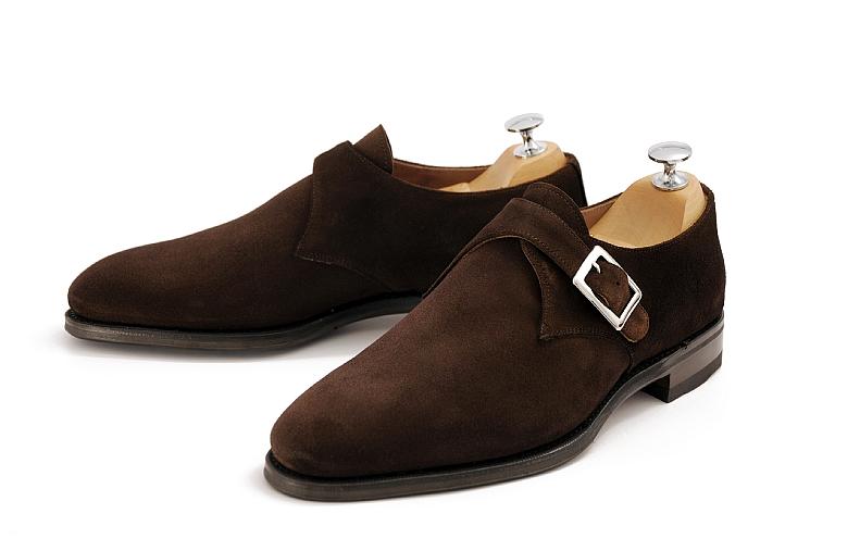 Suede T Strap Shoes