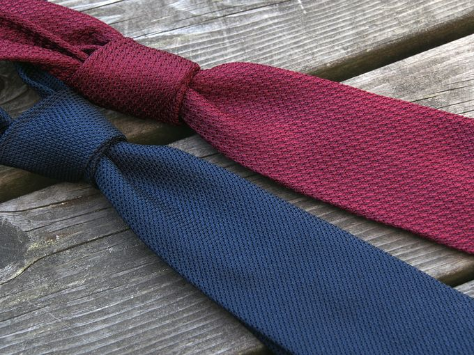 Shibumi Berlin and the Grenadine Tie