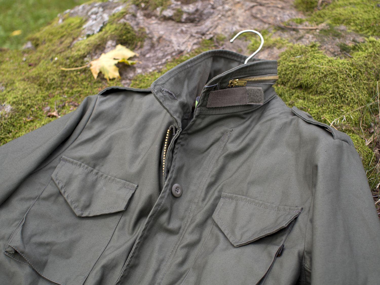 Item of the Week: M-65 Field Jacket