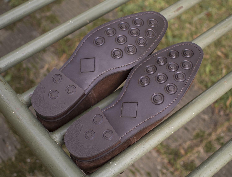 Item Of The Week Brown Suede Jodhpur Boots