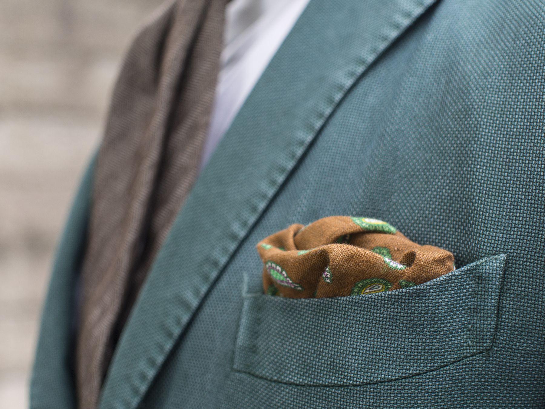 Boglioli K-Jacket - Green Summer Sport Coat