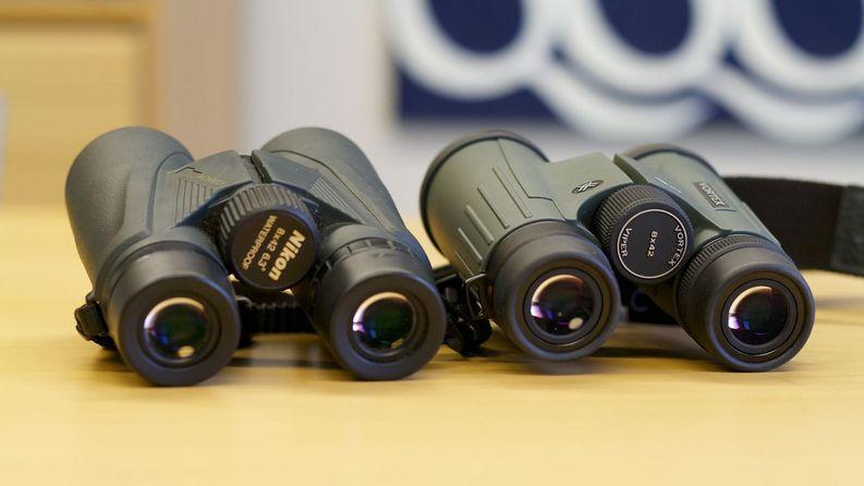 Nämä Nikonit ovat matkanneet maailman ympäri ja hyvin nekin kestäneet!
