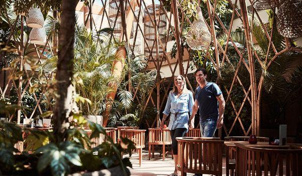 Een vernieuwd Parc Sandur met een fris (en tropisch) tintje