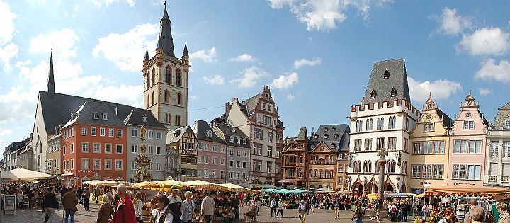 Trier Grote Markt