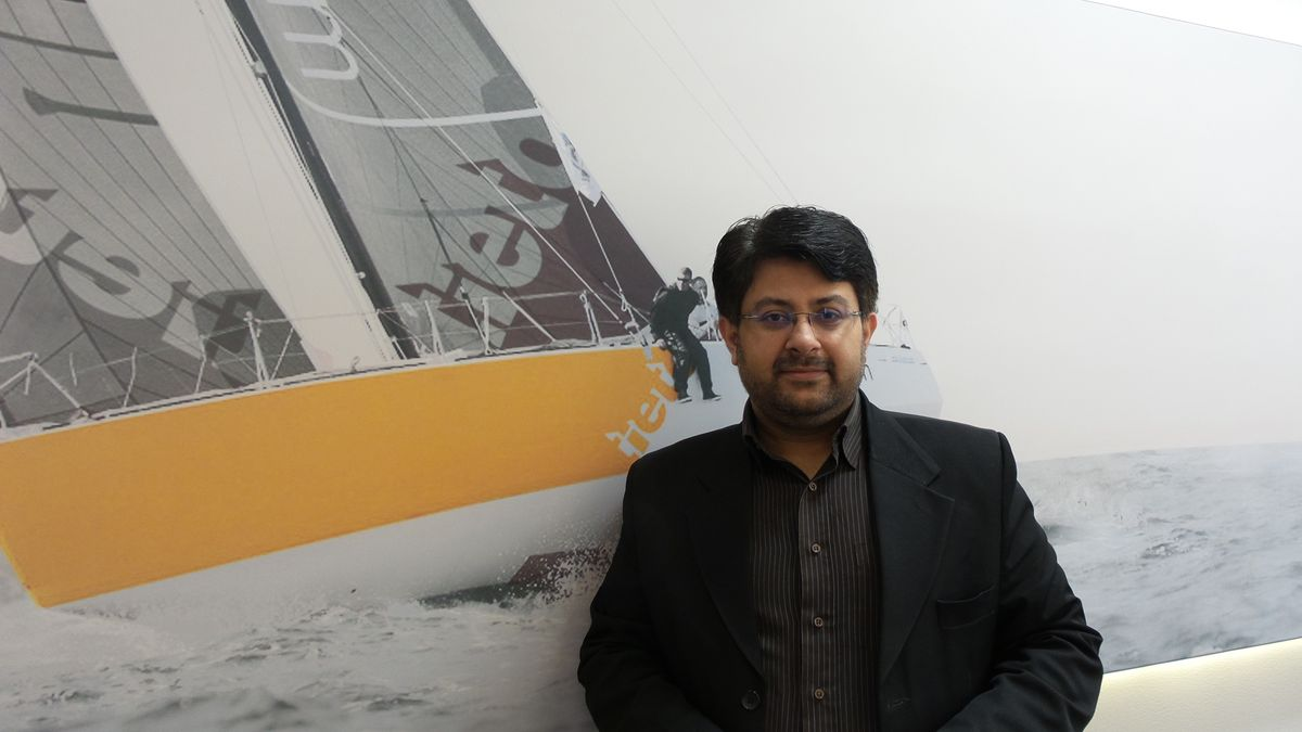 Ahmad Quaresh pohtii Tiedolla tulevaisuutta