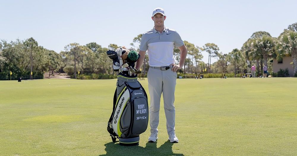 Rory Mcilroy Begins Next Phase Of Career By Choosing To