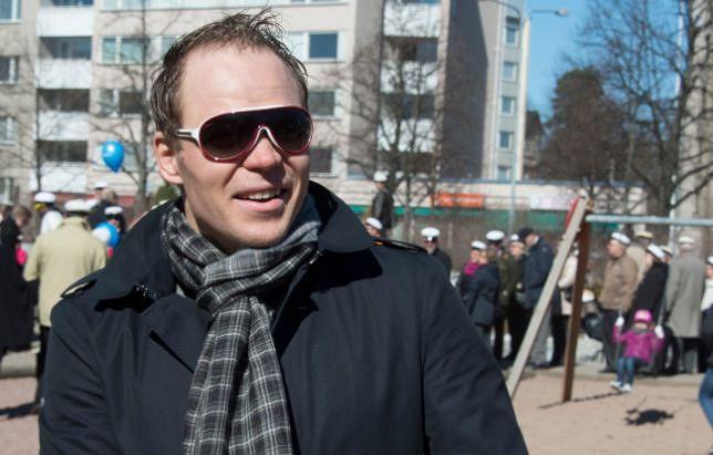 Janne Niskala. (Kuva: LS-arkisto/Esa Urhonen)