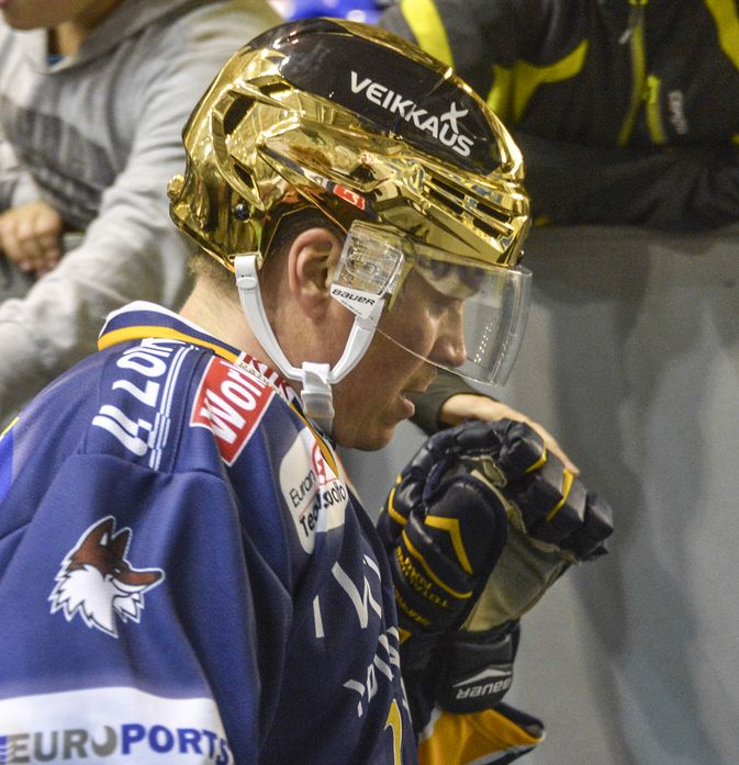 Petteri Nummelin pelasi viime kaudella Lukossa ja kantoi alkukaudesta joukkueen kultakypärääkin.