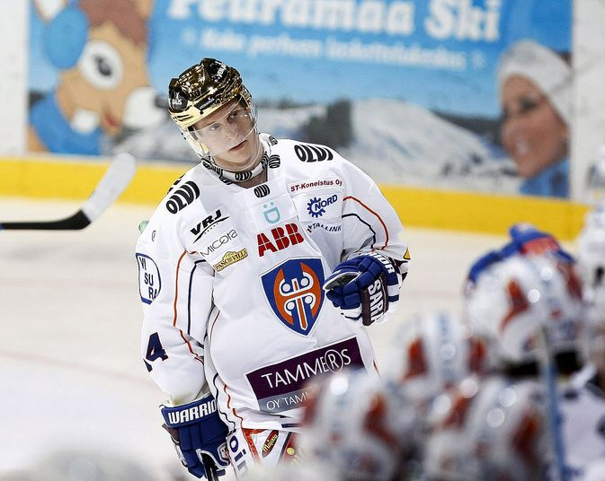 Siirto Tapparaan oli aikanaan hyvä veto Olli Palolalta. Kuva: Roni Rekomaa.