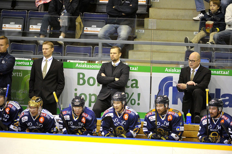 Koska päävalmentaja Risto Dufva palaa Lukon vaihtoaitioon?