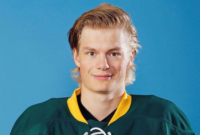 Ilveksen Alexander Ruuttu oli voittamassa Tapparaa harjoituspelissä 3-2.