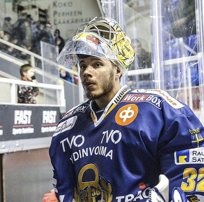 Oskari Setäsellä on tilastojen mukaan liigavahdeista toiseksi paras voittoprosentti: 72,22. Setänen on aloittanut tällä kaudella 11 ottelussa.