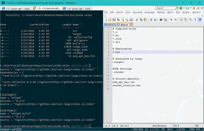 ConEmu screenshot