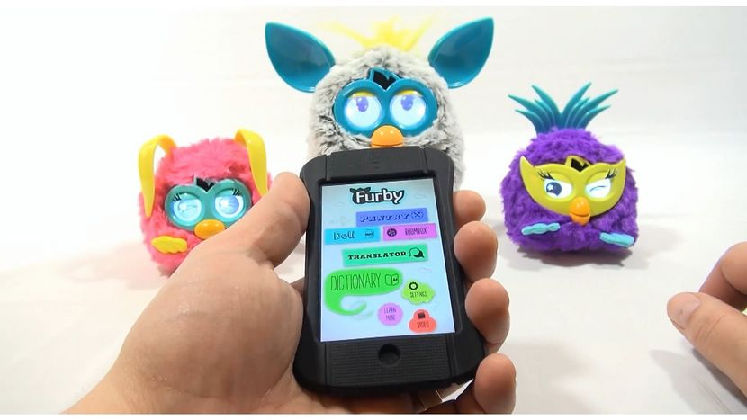 Furby's, the hottest (and most irritating) toys in town​​​​​​​​