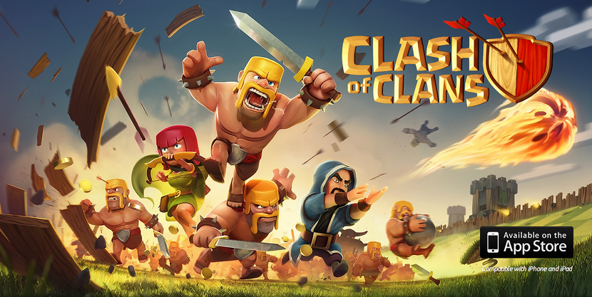 ​Clash of Clans by Supercell​