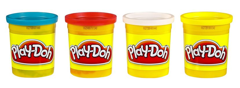 Play-Doh - whatever you do don't put it in your mouth​​​