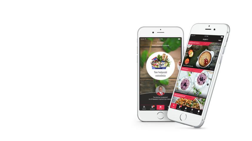 K-ruoka mobile app