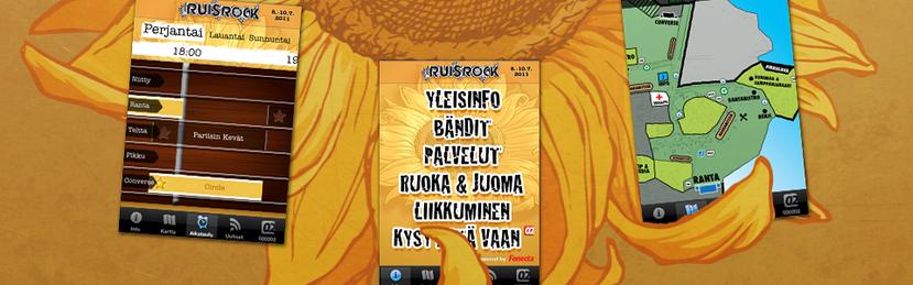 Ruisrock Mobile App