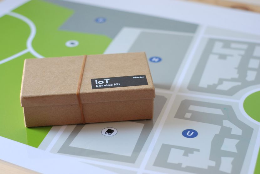 Your key to the Internet of Things