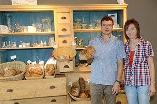 Hans und Judith Freudiger, Inhaber von Emmentaler Backwaren Freudiger AG. (Foto: zvg)