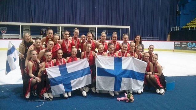Team Fintastic Zagreb 2015