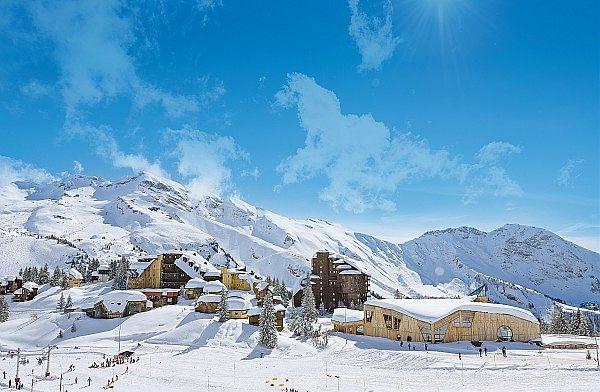 © Raphael Susitna - Les meilleures stations de ski