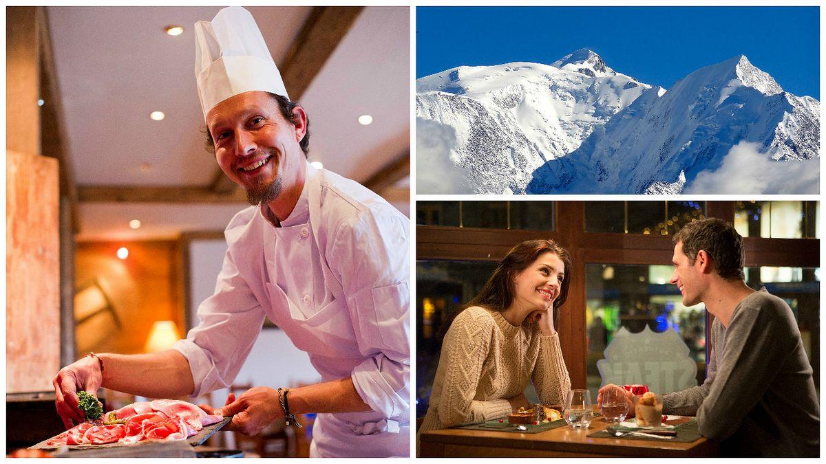 Restaurants à la montagne