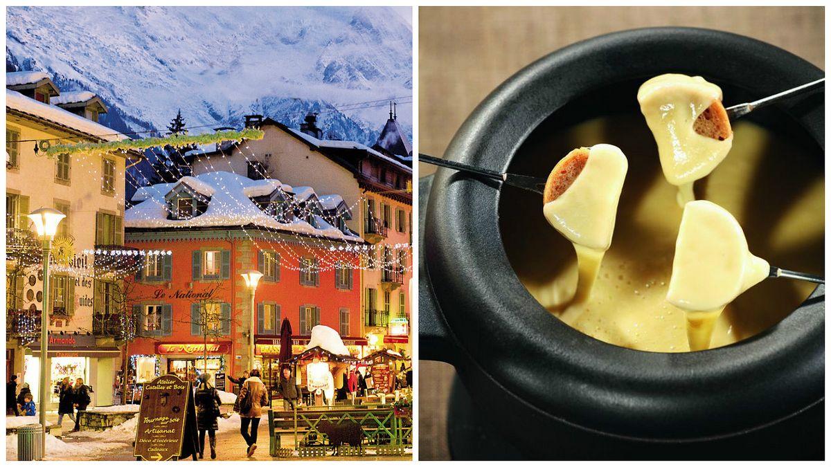 Bonnes tables de Chamonix
