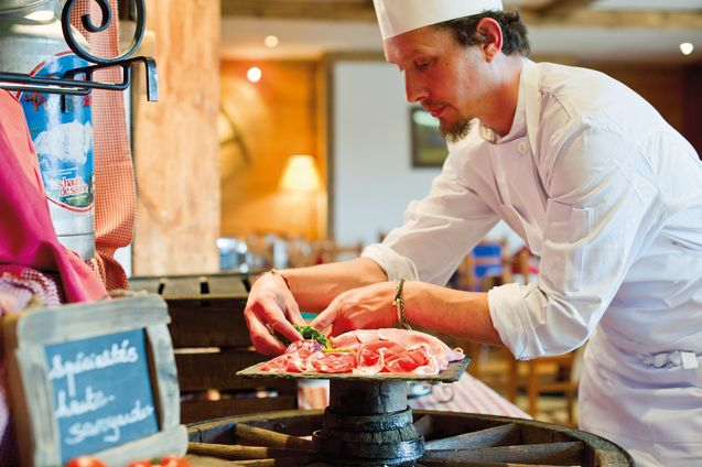 Les bonnes tables de Chamonix