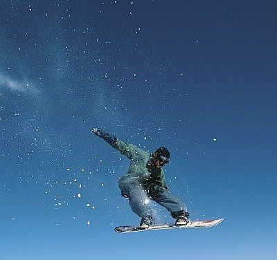 © Photononstop / Fancy - Vars: le plus grand snowpark d'Europe !​